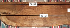 21-Claro walnut slab