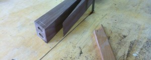 6-Bandsaw rear taper
