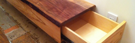 Banquette drawer